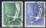 XXP652 纪52 莫斯科社会主义国家邮电部长会议成套信销票